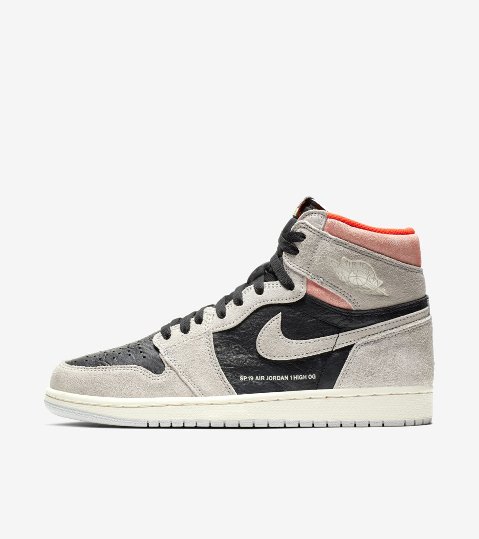 air jordan 1 neutral grey