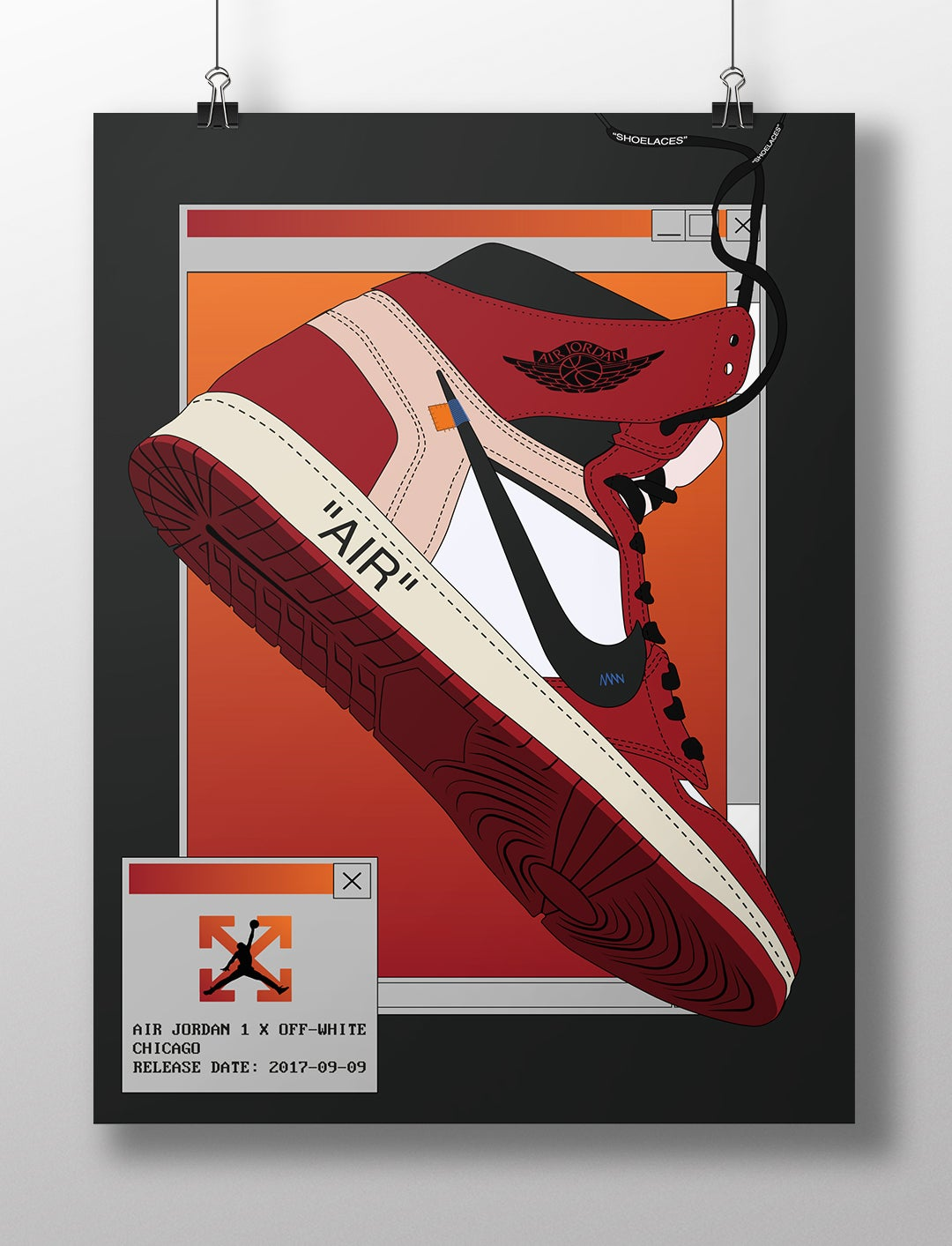 air jordan 1 off white chicago