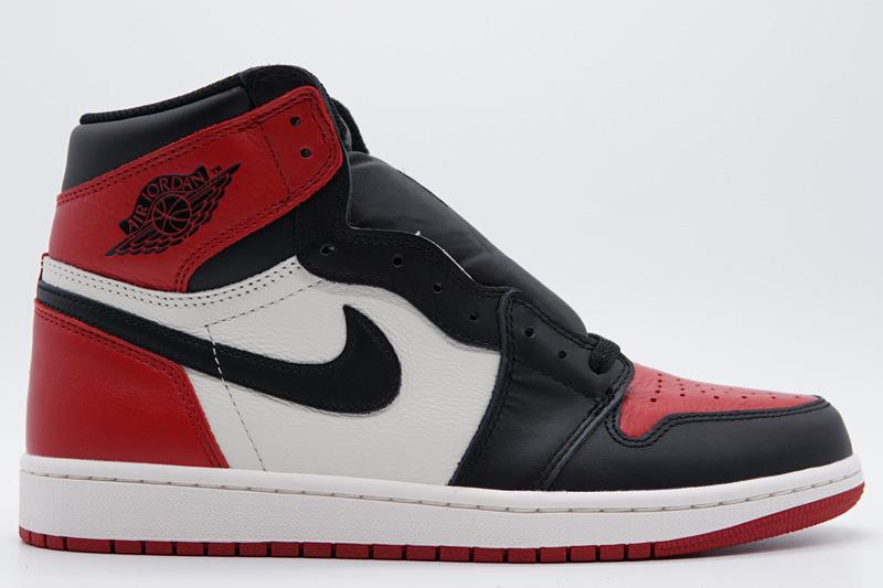 air jordan 1 retro high og bred toe
