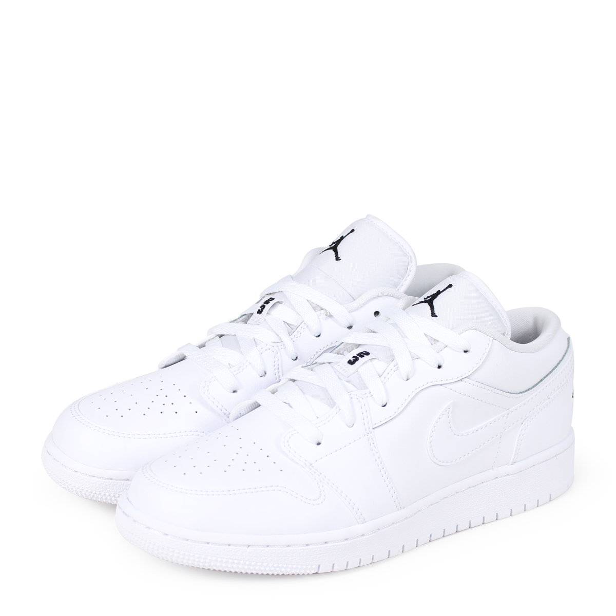 air jordan 1 white low
