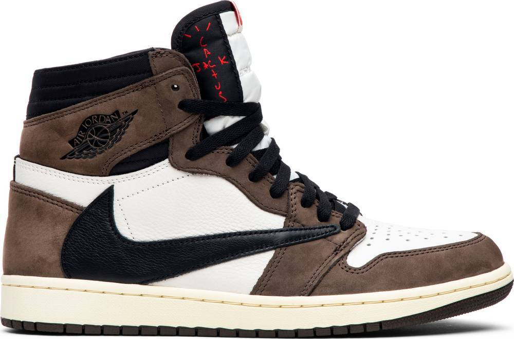 air jordan 1 x travis scott