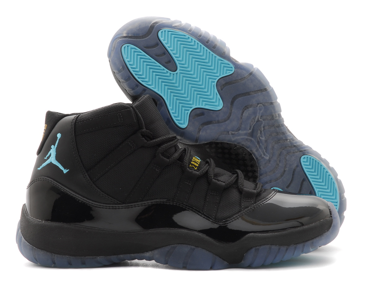 air jordan 11 gamma blue