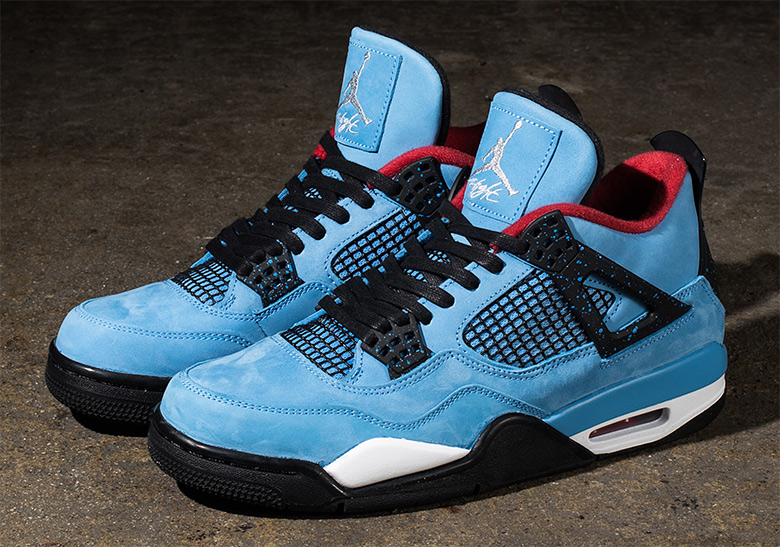 air jordan 4 travis scott cactus jack