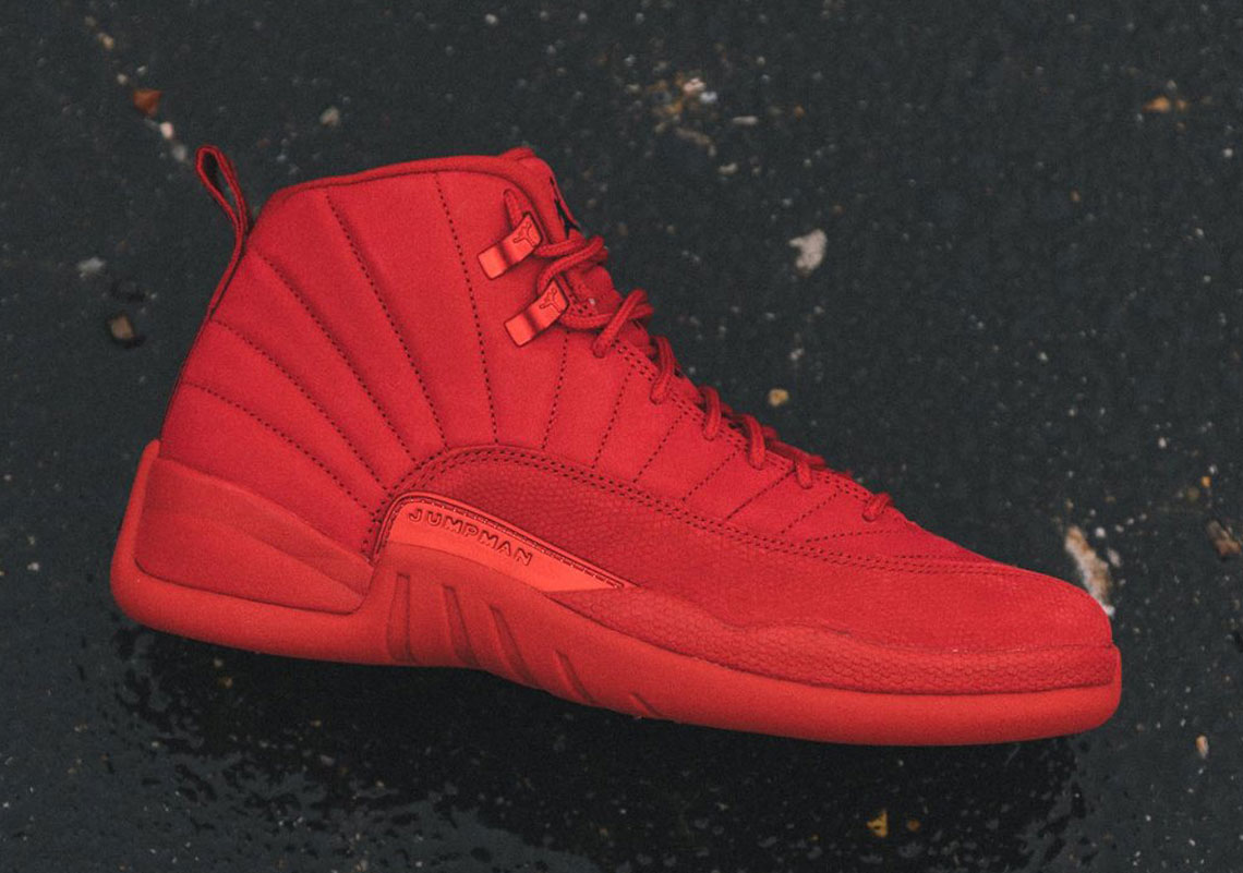 air jordan gym red 12