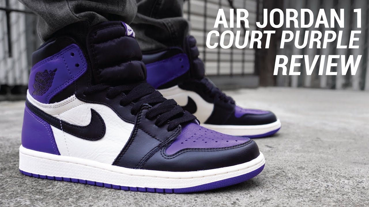 air jordan purple