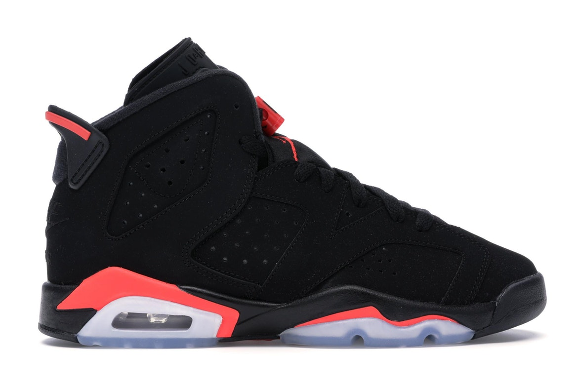 air jordan retro infrared 6